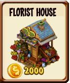 Golden Frontier Florist House