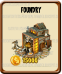 Golden Frontier Foundry