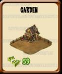 Golden Frontier Garden