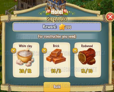 Golden Frontier Hotel Stage 1