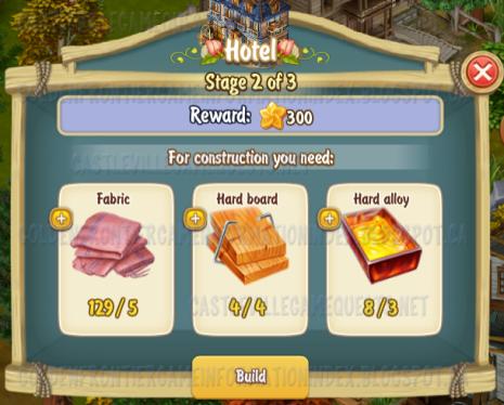 Golden Frontier Hotel Stage 2