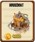 Golden Frontier Houseboat