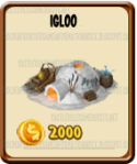 Golden Frontier Igloo