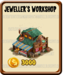 Golden Frontier Jeweller's Workshop