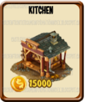 Golden Frontier Kitchen