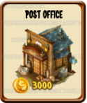 Golden Frontier Post Office