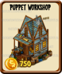 Golden Frontier Puppet Workshop