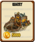 Golden Frontier Quarry