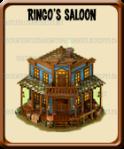 Golden Frontier Ringo's Saloon