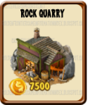 Golden Frontier Rock Quarry