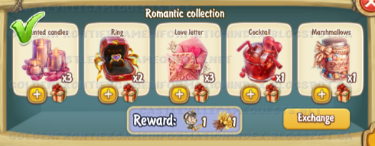 Golden Frontier Romantic Collection