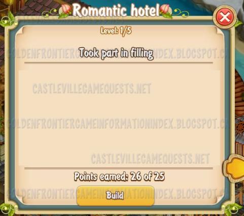 Golden Frontier Romantic Hotel  Level 1