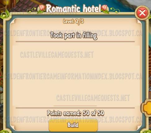 Golden Frontier Romantic Hotel Level 2