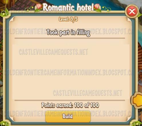 Golden Frontier Romantic Hotel Level 3
