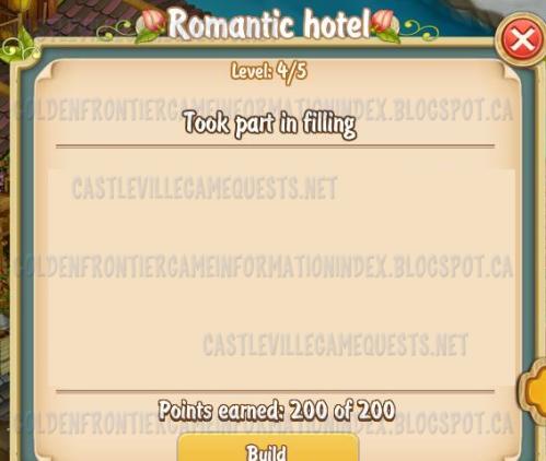 Golden Frontier Romantic Hotel Level 4