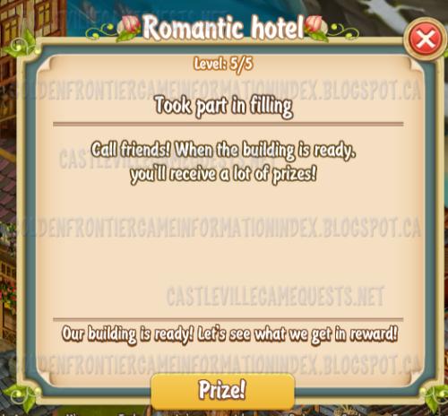 Golden Frontier Romantic Hotel Level 5
