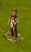 Golden Frontier Sheriff