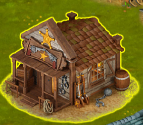 Golden Frontier Sheriff's House