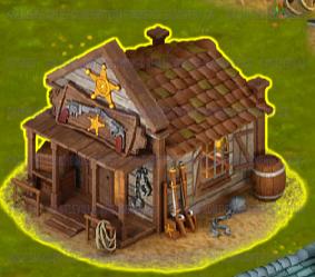 Golden Frontier Sheriff's House