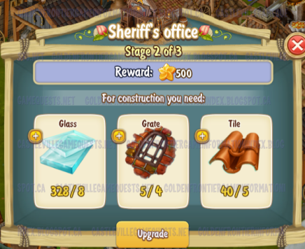 Golden Frontier Sheriff's Office Stage 2
