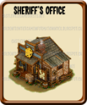 Golden Frontier Sheriff's Office