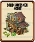 Golden Frontier Solid Huntsmen House