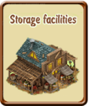 Golden Frontier Storage Facilities