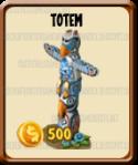 Golden Frontier Totem