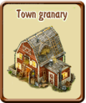 Golden Frontier Town Granary