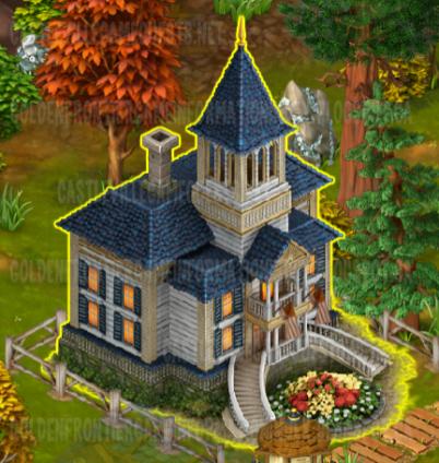 Golden Frontier Town Hall