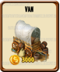 Golden Frontier Van