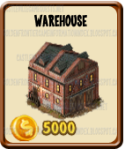 Golden Frontier Warehouse