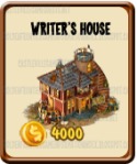 Golden Frontier Writer's House