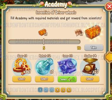 Golden Frontier Academy Stage 1 engineering