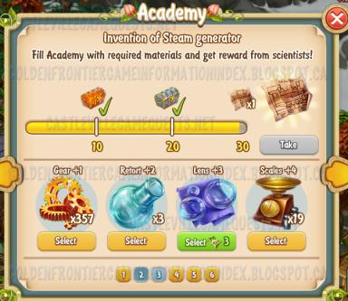 Golden Frontier Academy Stage 2 (engineering)