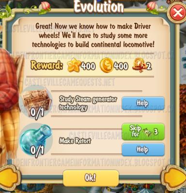 Golden Frontier Evolution Quest