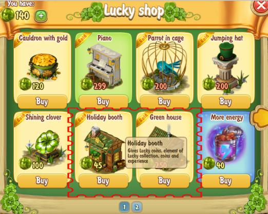 Lucky Shop