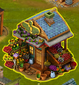 Golden Frontier Florist's House