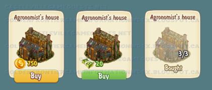 Agronomist purchase