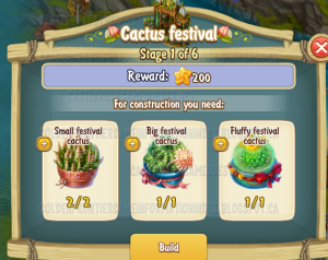 Golden Frontier Cactus Festival Stage 1