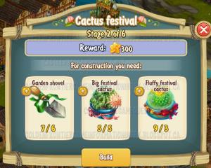 Golden Frontier Cactus Festival Stage 2