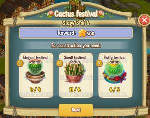 Golden Frontier Cactus Festival Stage 3