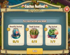 Golden Frontier Cactus Festival Stage 4