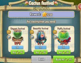 Golden Frontier Cactus Festival Stage 6