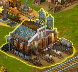 Golden Frontier Depot