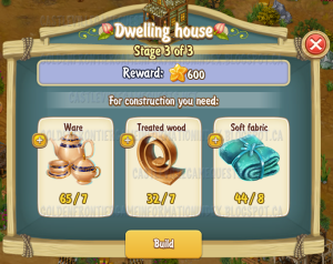 Golden Frontier Dwelling House Stage 3