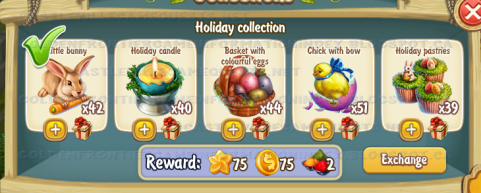Golden Frontier Holiday Collection