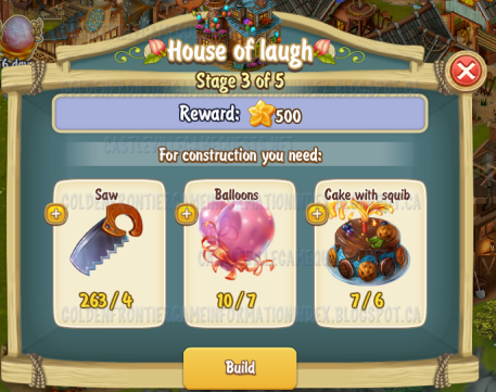Golden Frontier House of Laugh Stage 3