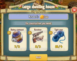 Golden Frontier Large Dwelling House Stage 2