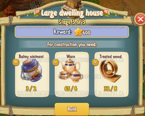 Golden Frontier Large Dwelling House Stage 3